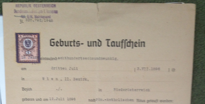 1948 Baron Deed