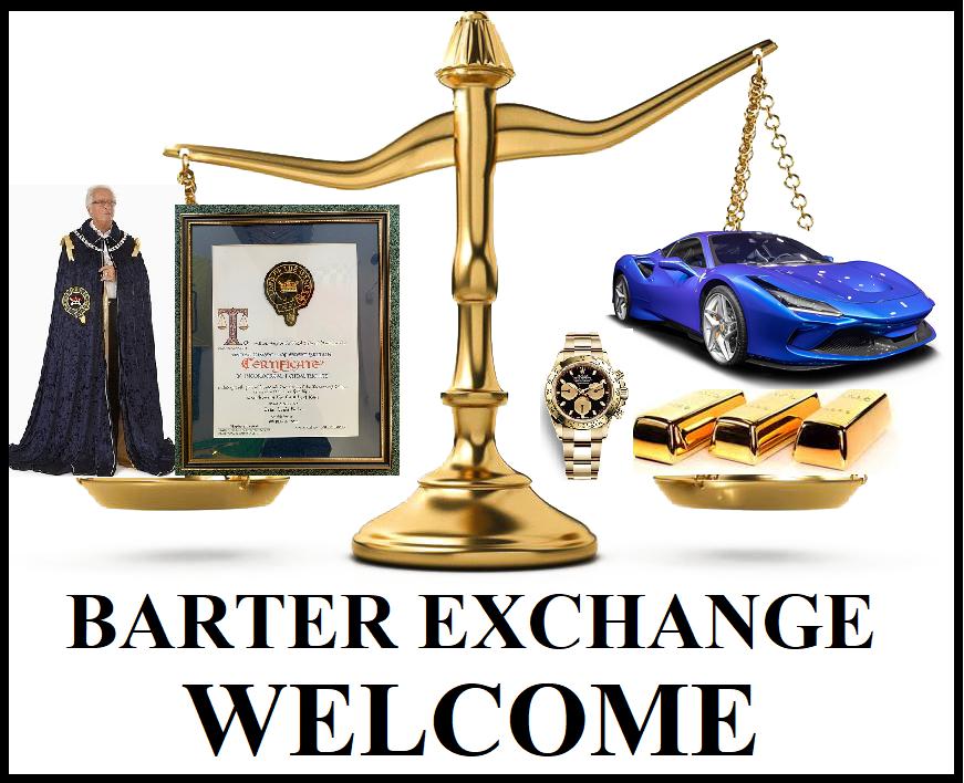 Barter Exchange for Titles