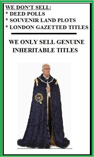 Lordship cloak