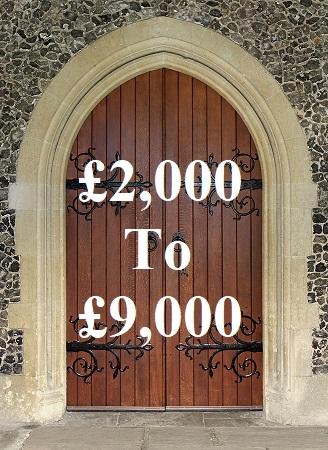 Titles For sale £2k-£9k