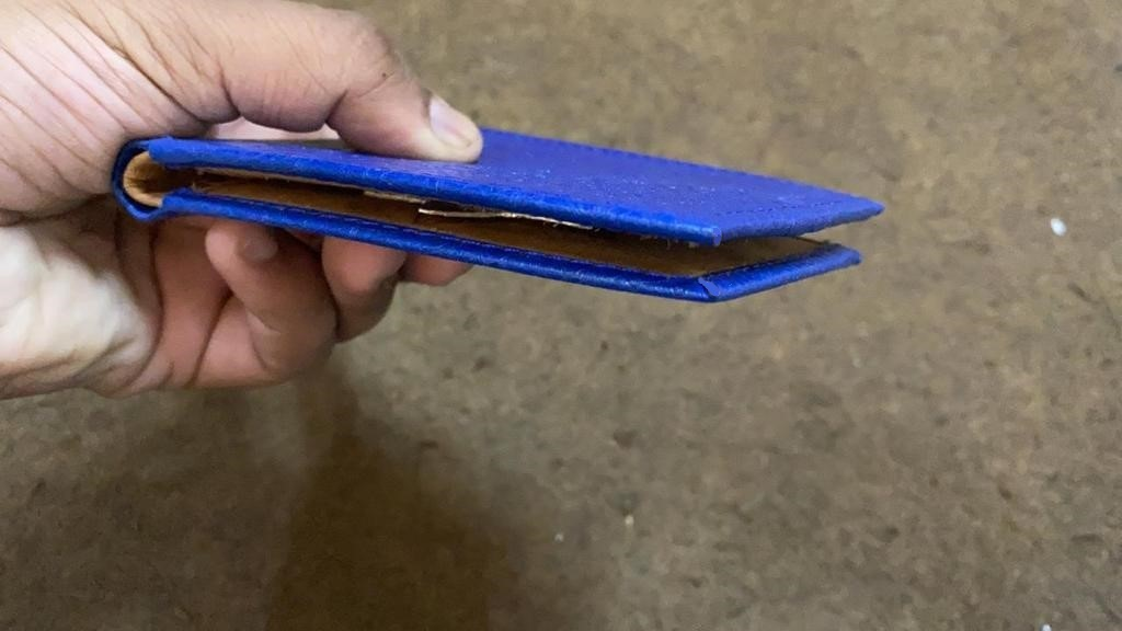 blue crocodile wallet nobility