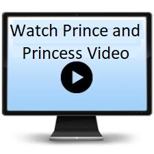 Prince & Princess video